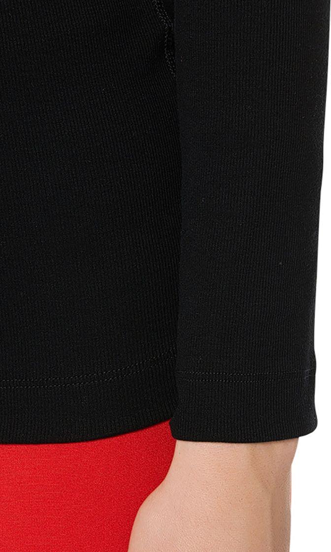 mottled long sleeve shirt 3