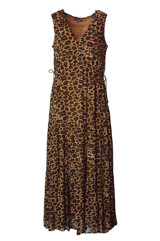 Princess goes Hollywood kjole lang leopard 188 189758 2655