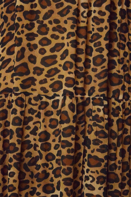 Princess goes Hollywood kjole lang leopard 188 189758 2655 2