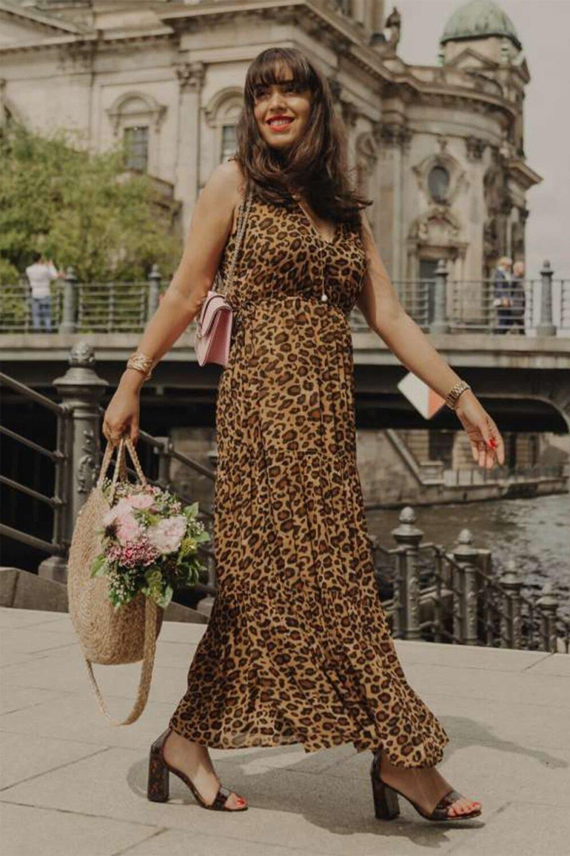 Princess goes Hollywood kjole lang leopard 188 189758 2655 3