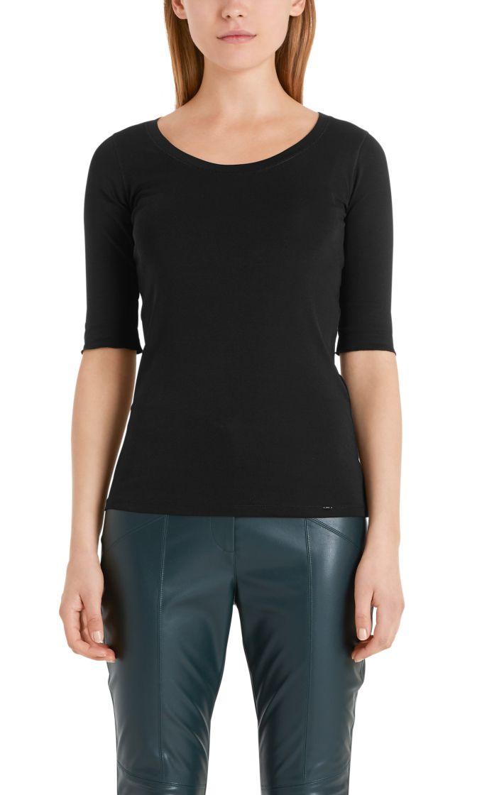 Marc Cain T shirt sort PC4869J14 900 1