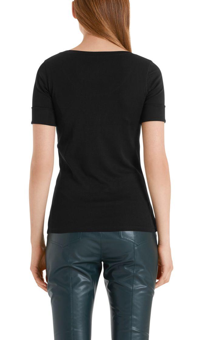 Marc Cain T shirt sort PC4869J14 900 2