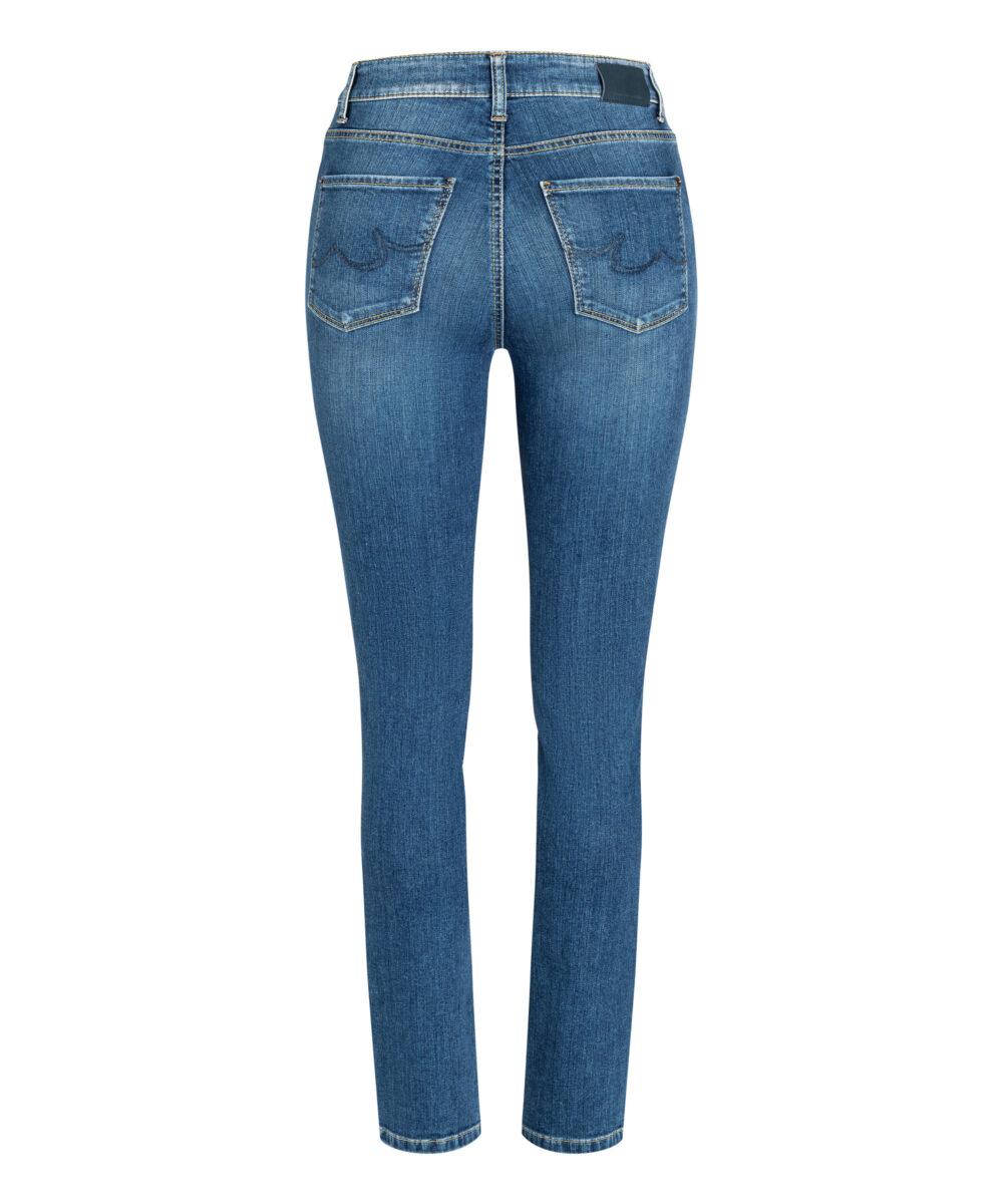 Cambio jeans Parla straight lys denim 1