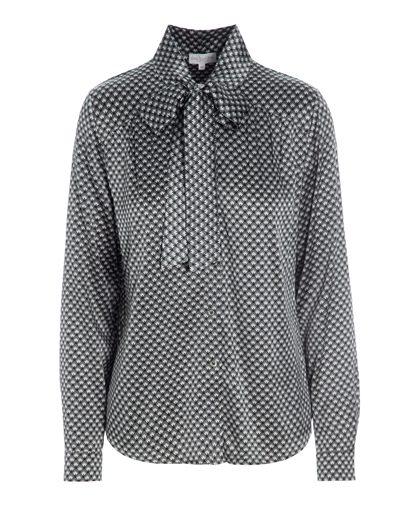 Dea Kudibal silkeskjorte Jessica Madder Grey
