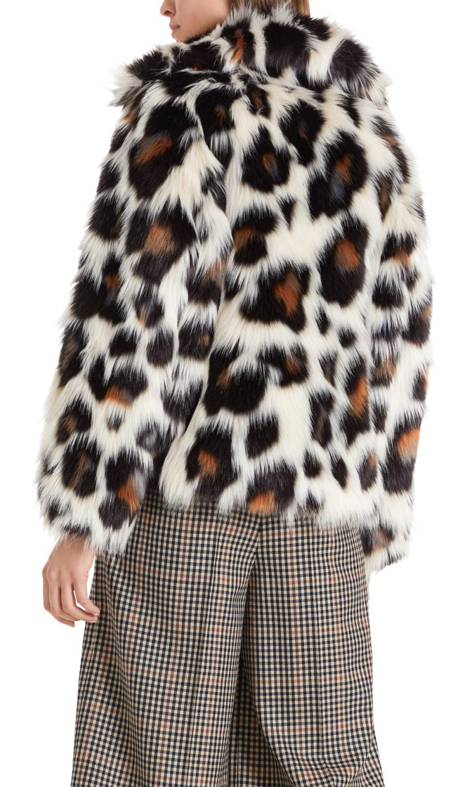 Marc Cain Collections jakke fake fur PC1205W98 696 2