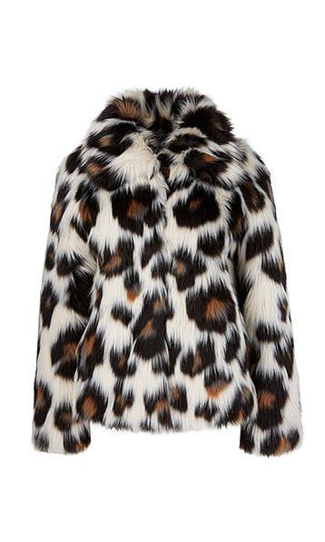 Marc Cain Collections jakke fake fur PC1205W98 696