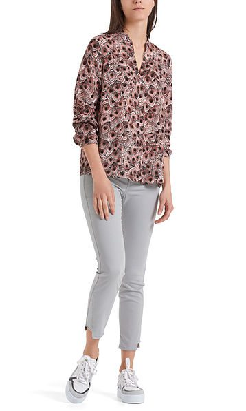 Marc Cain bluse dusty rose PA5107W38 203 1