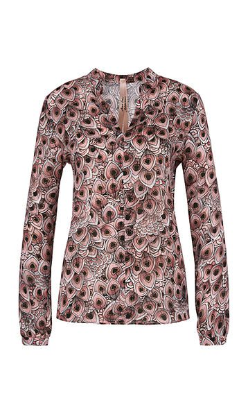 Marc Cain bluse dusty rose PA5107W38 203