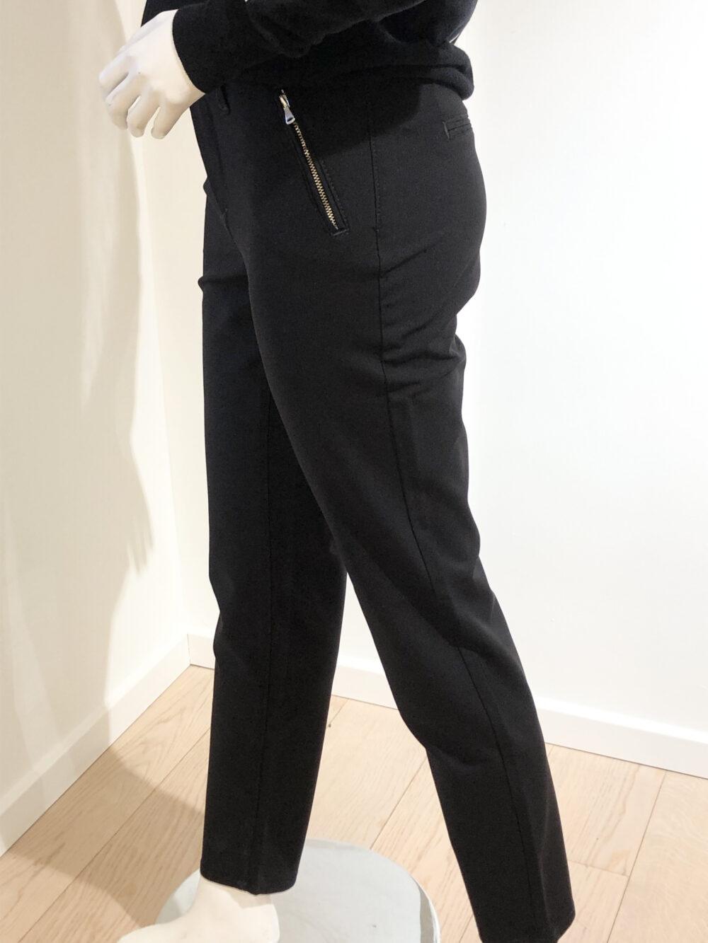 Jonny Q bukser Vanessa bistrecht sort scaled
