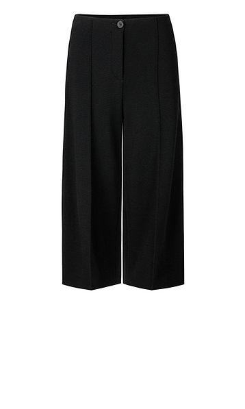 Marc Cain culotte bukser sort i uld