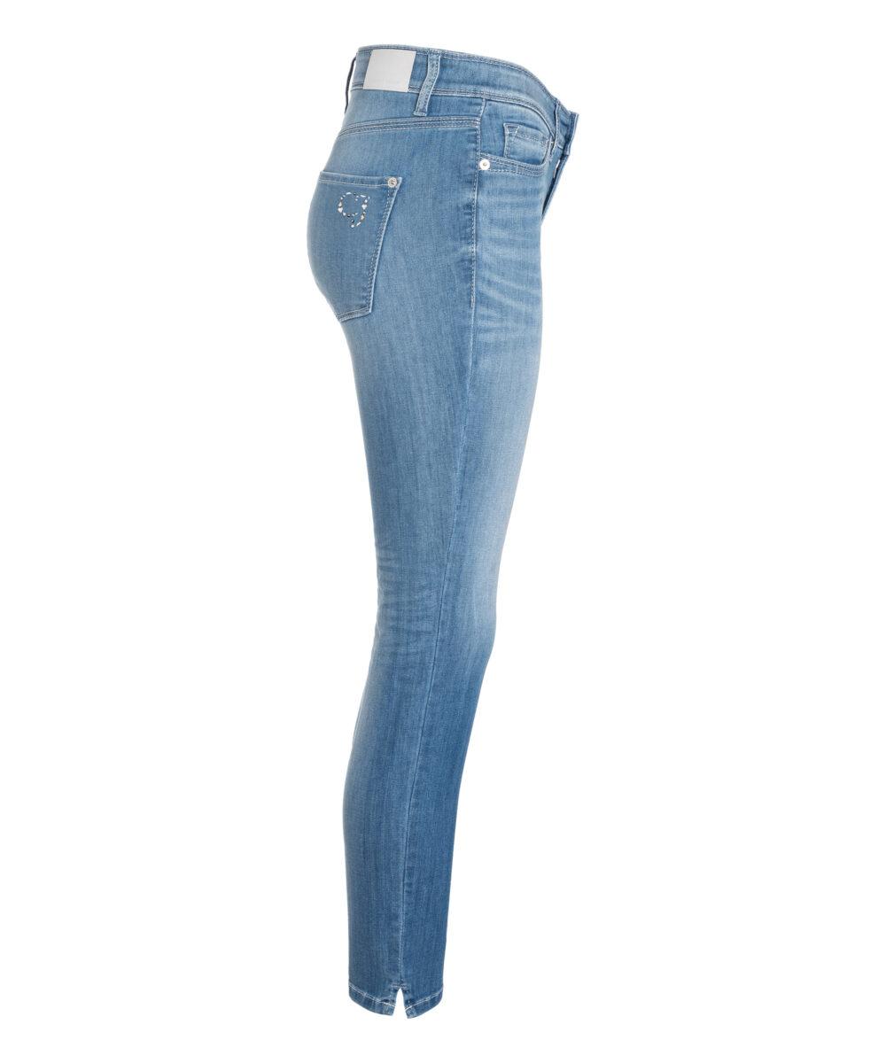 cambio bukser Piper short lys denim 2