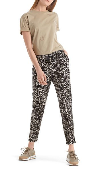Marc Cain Sports printed bomulds bukser 2