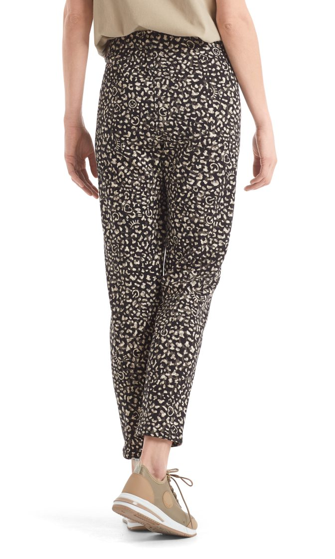 Marc Cain Sports printed bomulds bukser 3