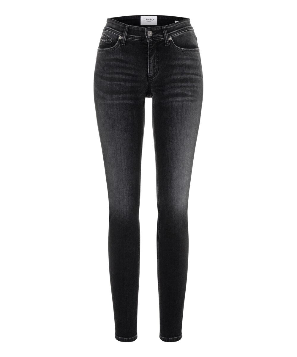 Cambio bukser Parla modern authentic black