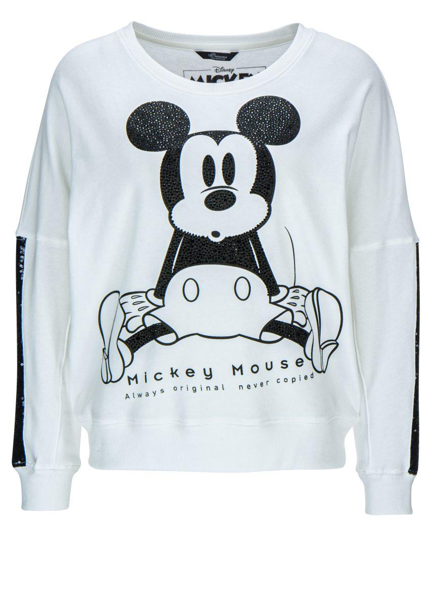 Princess goes Hollywood Mickey sweatshirt