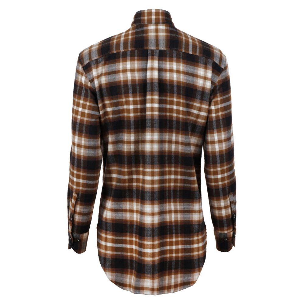 Stenstroms Sammi Boyfriend Shirt Checked Flannel 1