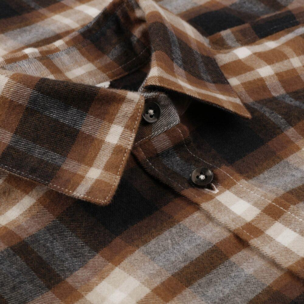 Stenstroms Sammi Boyfriend Shirt Checked Flannel 2