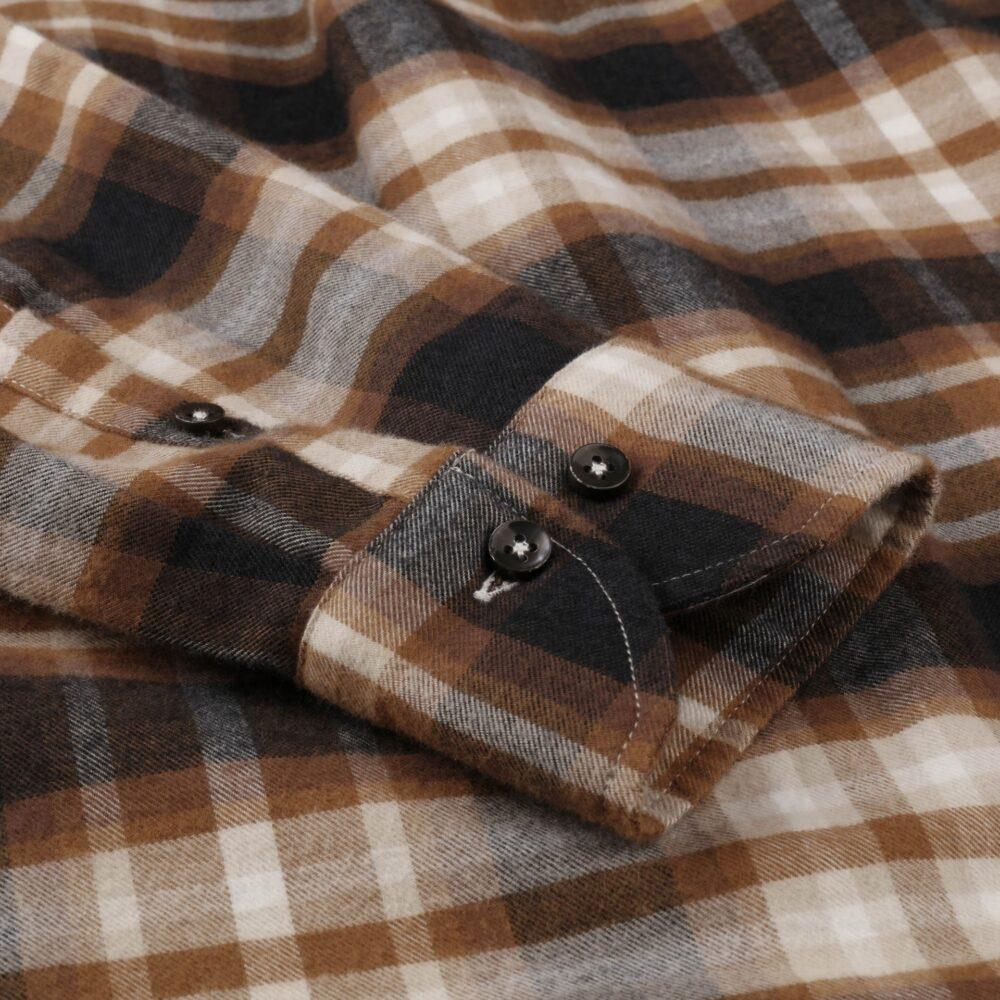 Stenstroms Sammi Boyfriend Shirt Checked Flannel 3