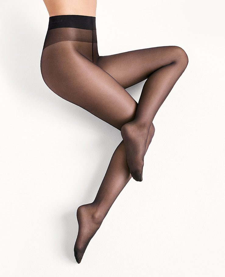 Wolford Satin Touch 20 Tights Sort 1